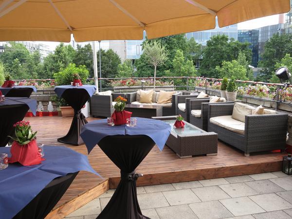 Bar Ludwig - Restaurant Hochzeit - München