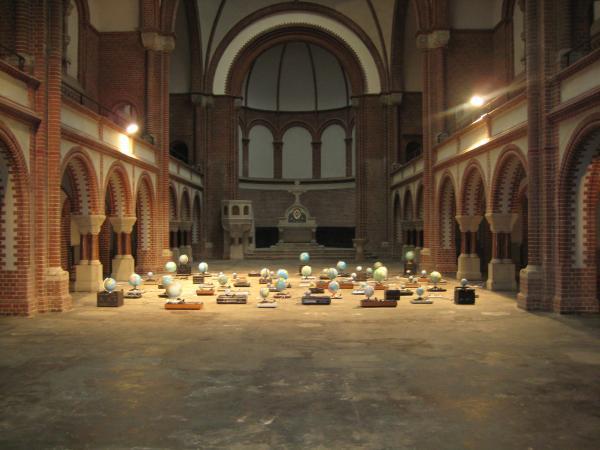 St. Johannes-Evangelist Kirche - Historische Locations - Berlin
