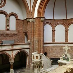 St. Johannes-Evangelist Kirche-Historische Locations-Berlin-6
