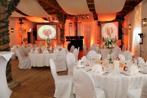 FASANERIE - Restaurant Hochzeit - München