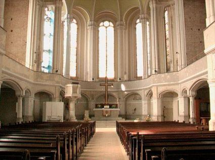 Zionskirche - Historische Locations - Berlin