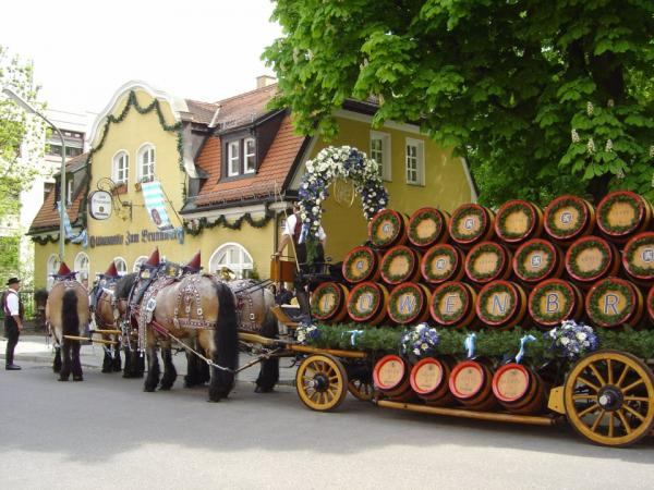 Zum Brunnwart - Restaurant Hochzeit - München