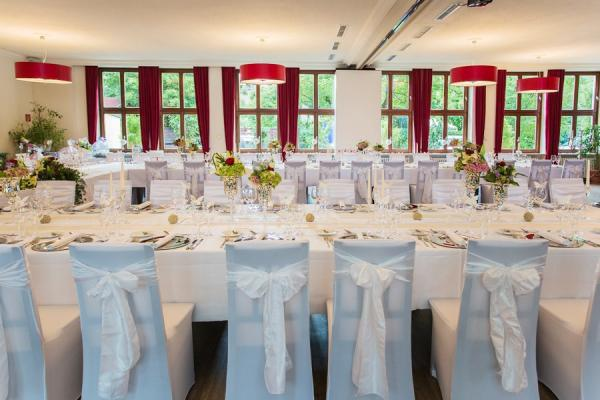 Weyprechthof - Restaurant Hochzeit - München