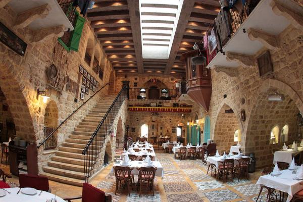 قرية الساحة - المطاعم - مدينة الكويت