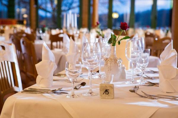 Wirtshaus am Rosengarten - Restaurant Hochzeit - München