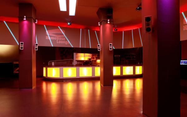 HomeBase Lounge - Hochzeitssaal - Berlin