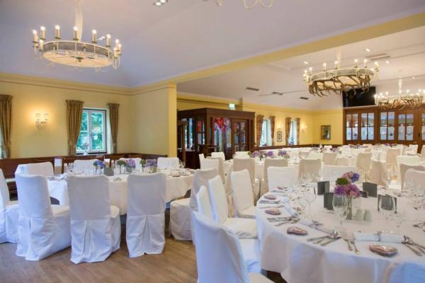 Hirschau - Restaurant Hochzeit - München