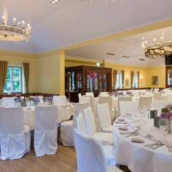 Hirschau-Restaurant Hochzeit-München-1