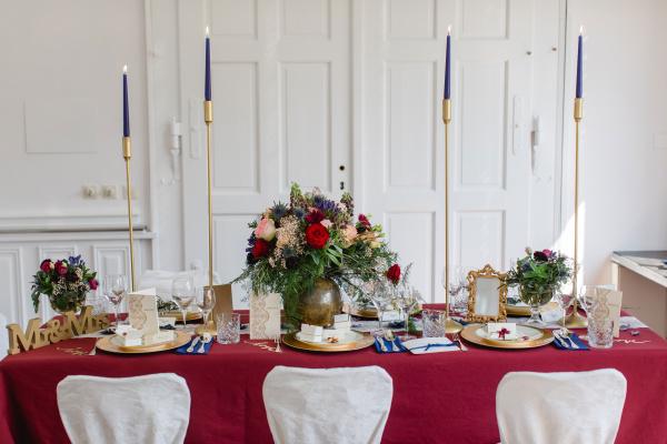 Schlosscafé im Palmenhaus - Restaurant Hochzeit - München