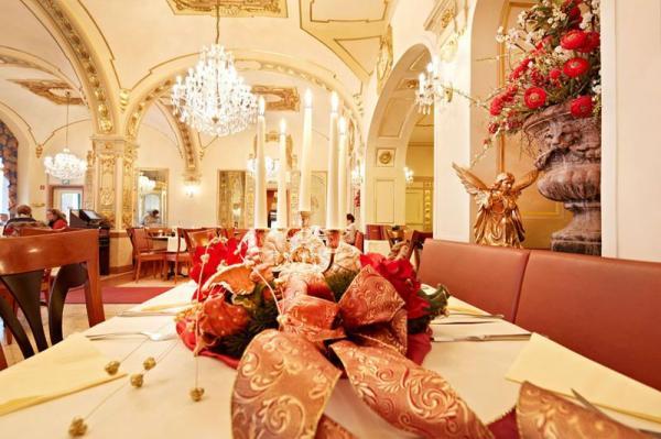Schuhbecks Orlando - Restaurant Hochzeit - München