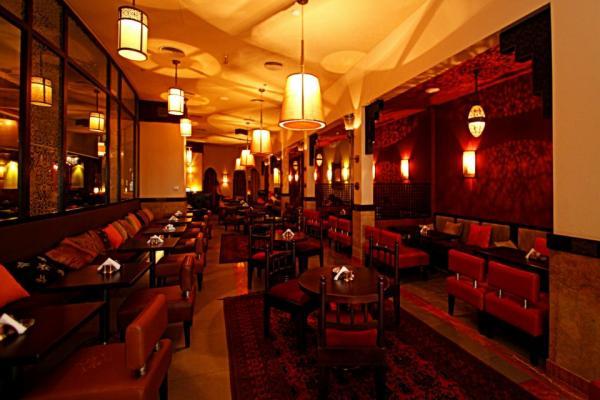 مطعم وكافيه أروما - المطاعم - المنامة