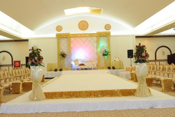 القاعة الملكية - قصور الافراح - الدوحة