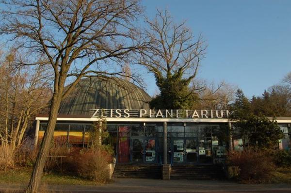 Planetarium am Insulaner - Besondere Hochzeitslocation - Berlin