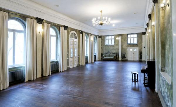 Ballsaal-Studio - Historische Locations - Berlin