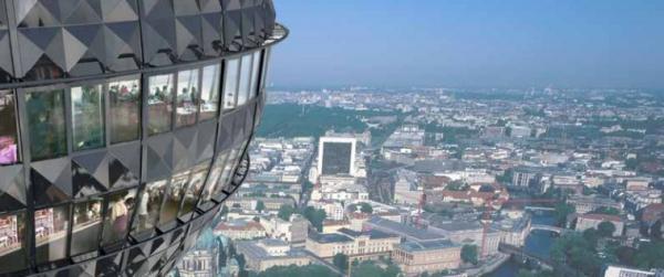 Berliner Fernsehturm - Besondere Hochzeitslocation - Berlin