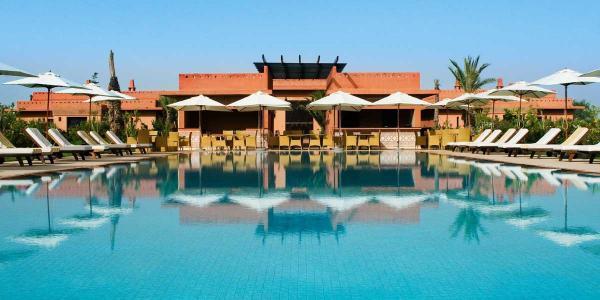 دومين دي روبرتس هوتيل & سبا - الفنادق - مراكش