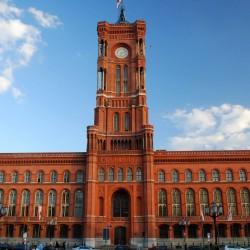 Rotes Rathaus - Säulenhalle-Historische Locations-Berlin-1