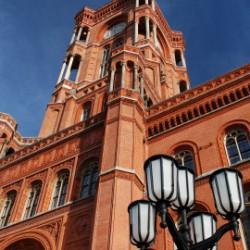 Rotes Rathaus - Säulenhalle-Historische Locations-Berlin-2