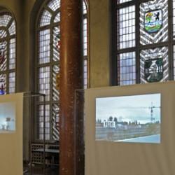 Rotes Rathaus - Säulenhalle-Historische Locations-Berlin-4