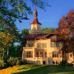 Schloss Hubertushöhe-Hochzeit im Freien-Berlin-1