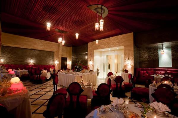 بالم بلاز فندق وسبا - الفنادق - مراكش