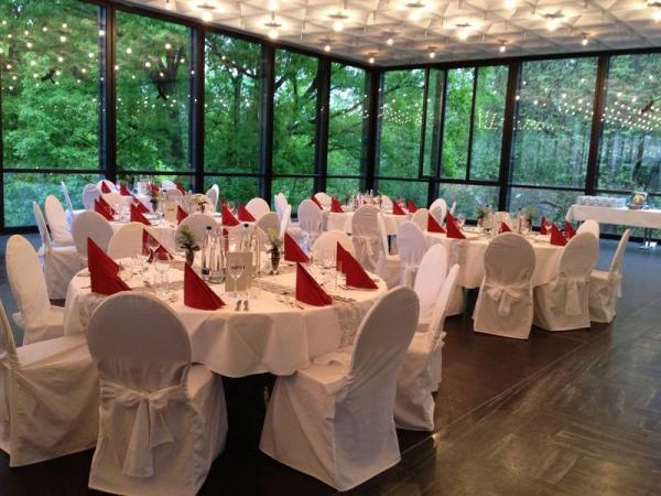 Park Side Gastro GmbH - Hochzeitssaal - München