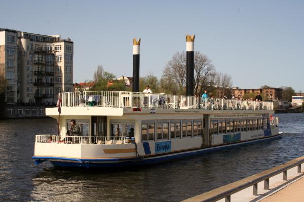 Exclusiv Yachtcharter- & Schiffahrtsgesellschaft mbH - Besondere Hochzeitslocation - Berlin