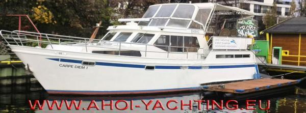 Lounge Yacht CARPE DIEM - Besondere Hochzeitslocation - Berlin