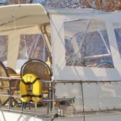 Lounge Yacht CARPE DIEM-Besondere Hochzeitslocation-Berlin-2