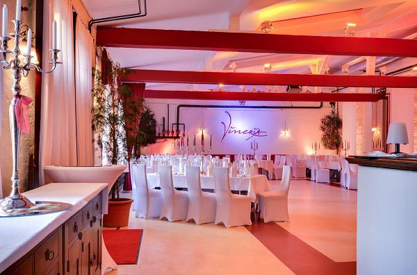 Vineria - Hochzeitssaal - München