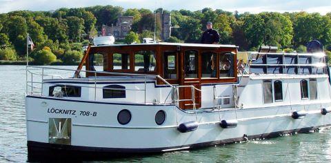 """Hausboot """"LÖCKNITZ"""" - Besondere Hochzeitslocation - Berlin"""