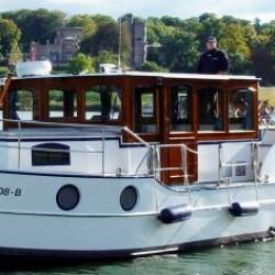 """Hausboot """"LÖCKNITZ""""-Besondere Hochzeitslocation-Berlin-1"""