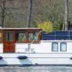 """Hausboot """"LÖCKNITZ""""-Besondere Hochzeitslocation-Berlin-3"""