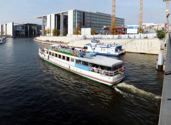 Reederei Lüdicke - Besondere Hochzeitslocation - Berlin