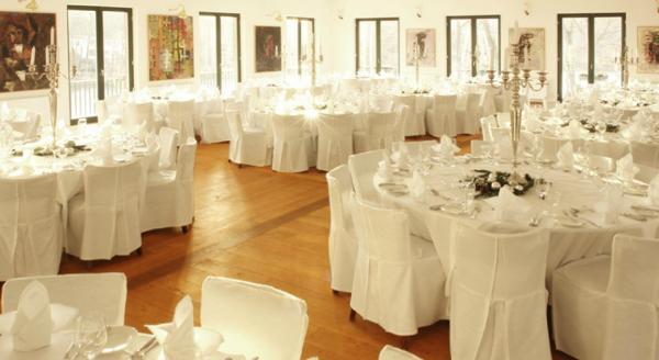 Fischerhütte am Schlachtensee - Restaurant Hochzeit - Berlin