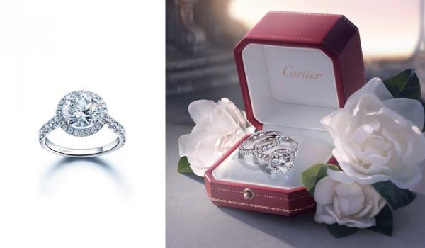 Cartier - Bagues et bijoux de mariage - Casablanca  Zafaf.net