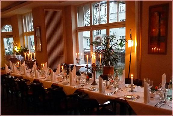 Brentano - Restaurant Hochzeit - Berlin