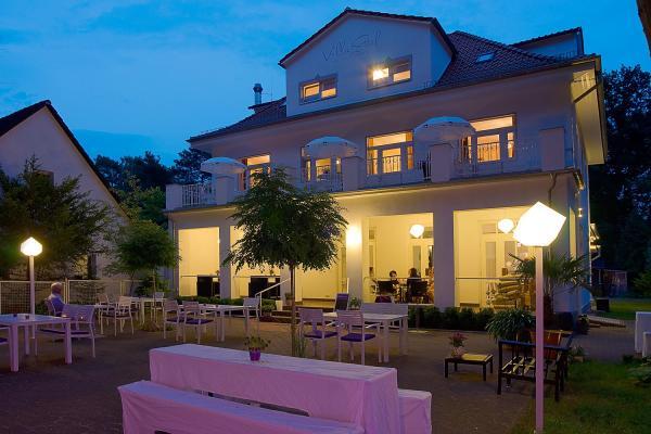 Villa Ettel - Hotel Hochzeit - Berlin