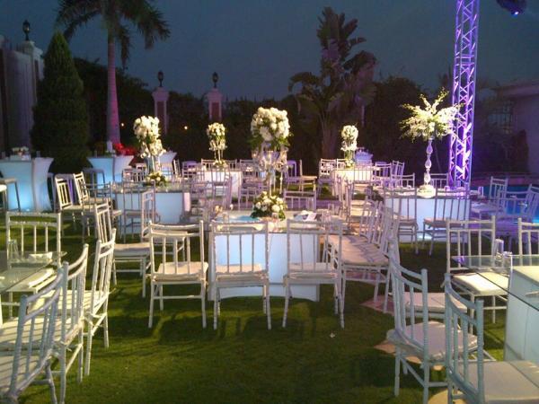 باردايس لتخطيط حفلات الزفاف - كوش وتنسيق حفلات - القاهرة