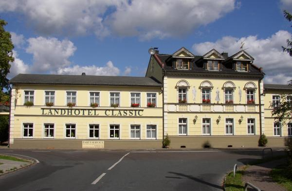 Landhotel Classic - Hotel Hochzeit - Berlin
