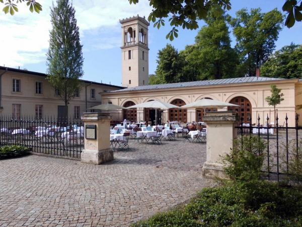 Lutter & Wegner im Schloss Glienicke - Restaurant Hochzeit - Berlin
