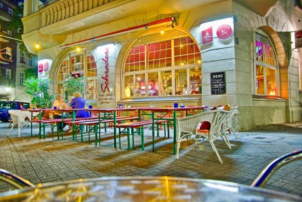 Schraders - Restaurant Hochzeit - Berlin