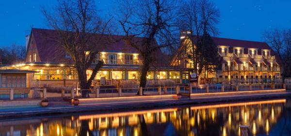 Hotel Strandhaus & Gasthaus Strandcafé - Hotel Hochzeit - Berlin