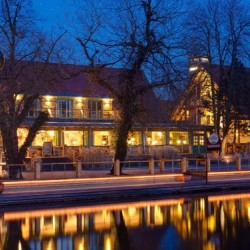 Hotel Strandhaus & Gasthaus Strandcafé-Hotel Hochzeit-Berlin-1