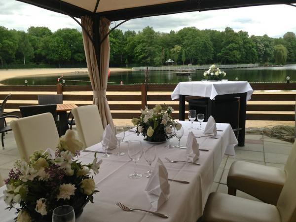 Restaurant Teichterrasse - Restaurant Hochzeit - Berlin