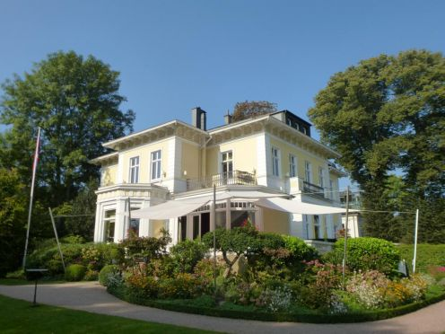 Gastronomie Pütter im Anglo-German Club e.K. - Besondere Hochzeitslocation - Hamburg