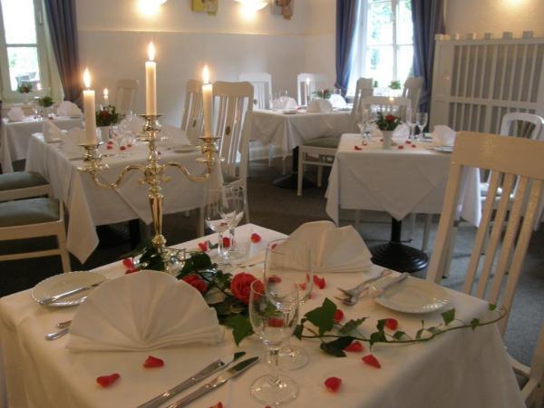 Witthüs - Restaurant Hochzeit - Hamburg