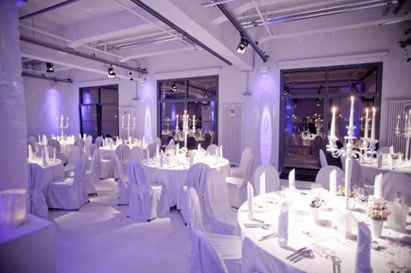 Altonaer Kaispeicher - Hochzeitssaal - Hamburg