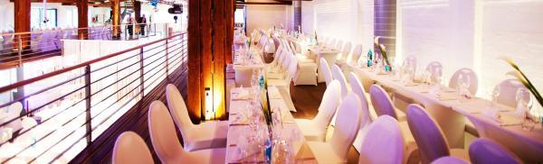 Jensens Lagerhaus - Hochzeitssaal - Hamburg