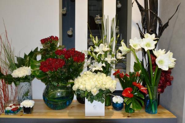 نينا بني الزهور - زهور الزفاف - الدار البيضاء